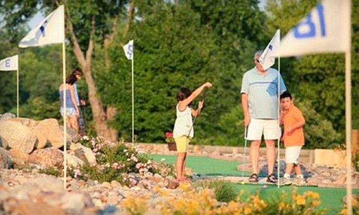 Toad Valley Golf Course - Four Mile: $10 for Miniature Golf for Four at Toad Valley Golf Course in Pleasant Hill (Up to $20 Value)