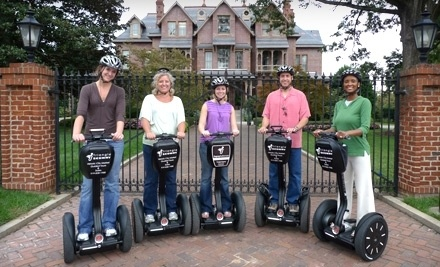 Triangle Segway - Triangle Segway in Raleigh