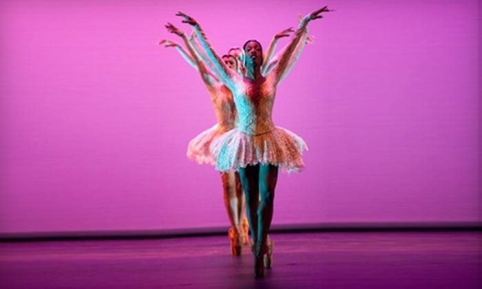 """Collage dance Collective - Memphis: Ticket to """"Too Beauty"""" Contemporary Ballet Performance by Collage dance Collective. Four Options Available."""