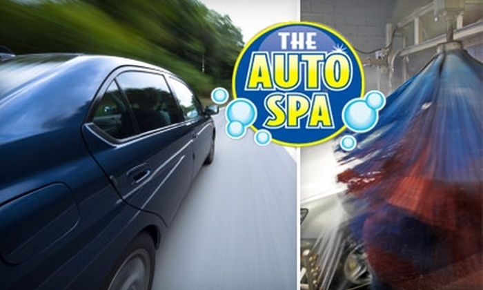The Auto Spa - Multiple Locations: $9 for an Ultimate Works Interior and Exterior Car Wash at The Auto Spa ($20 Value)