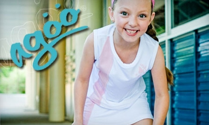 Agoo Apparel: $12 for $30 Worth of Children's Activewear from Agoo Apparel
