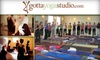 Gotta Yoga Studio - Skybrook: $39 for One Month Unlimited Yoga at Gotta Yoga Studio