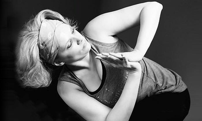 Surrender Yoga - Avon: $35 for Five Drop-in Hot-Yoga Classes at Surrender Yoga in Danville