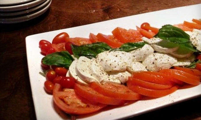 604 West Morgan Featuring Cinellis - Downtown: $20 for $42 Worth of Elegant Italian Fare at 604 West Morgan Featuring Cinellis in Durham