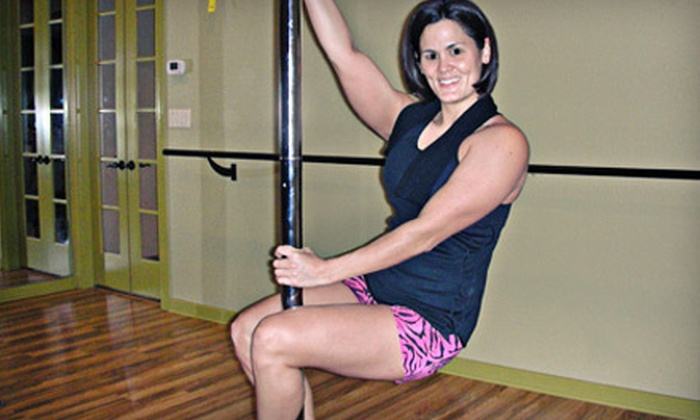 Core Fitness & Pilates - Southview: $30 for a 90-Minute Pole-Dancing Fitness Workshop at Core Fitness & Pilates in Southlake ($60 Value)
