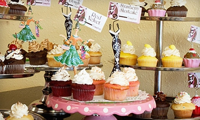 Sweetly Scrumptious - Moorings: $10 for a Dozen Assorted Cupcakes at Sweetly Scrumptious ($20 Value)