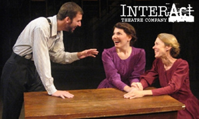 InterAct Theater Company - Center City West: $59 for Four-Show Pass for InterAct Theatre Company (Up to $121 Value)