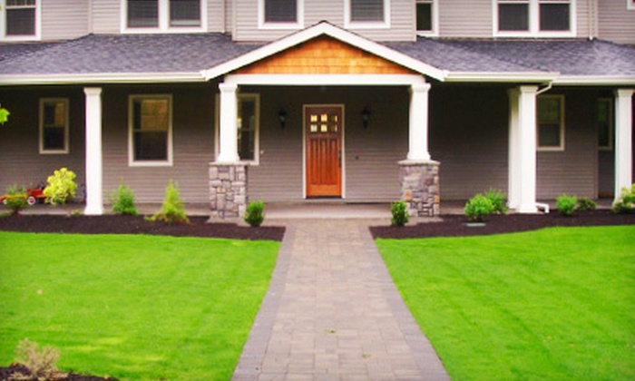 Green Thumb Landscape & Maintenance - Portland: Lawn-Care Package for Up to 3,000 or 6,000 Square Feet from Green Thumb Landscape & Maintenance (Up to 61% Off)