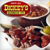 $5 for Barbeque at Dickey's Barbecue Pit