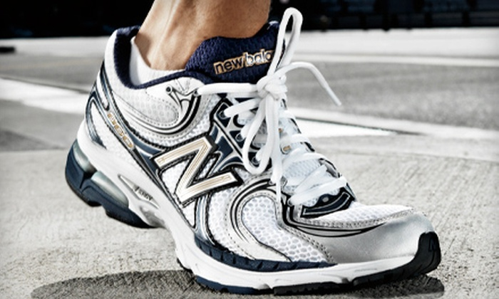New Balance Akron - Multiple Locations: $25 for $50 Toward Sneakers, Running Apparel, and Fitness Accessories at New Balance Akron in Fairlawn and Canton