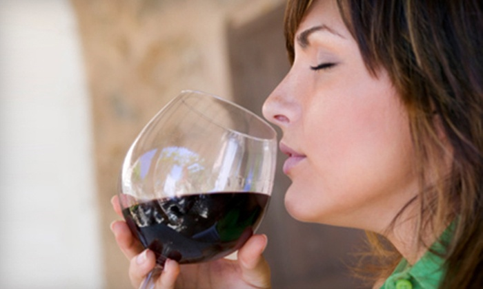 The Wine Bank - San Diego: Wine Tasting for Two or Four at The Wine Bank (Up to 56% Off)