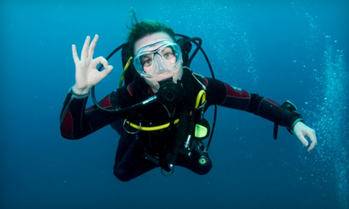 USA Scuba - Casa Loma East: $30 for a Try Scuba Experience from USA Scuba in Mary Esther (Up to $75 Value)