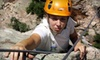 Natural Fitness Guided Adventures: $49 for a Rock-Climbing-Basics Course, Plus $49 Toward Summit Trip, at Apex Ex