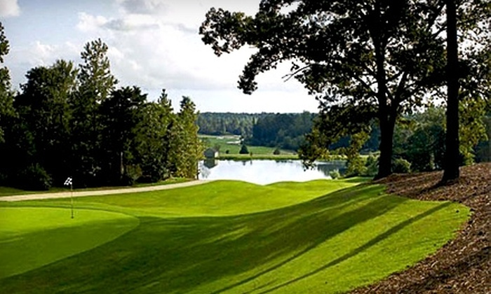 The Country Club of Oxford - Oxford: $65 for Two Private Golf Lessons at The Country Club of Oxford ($130 Value)