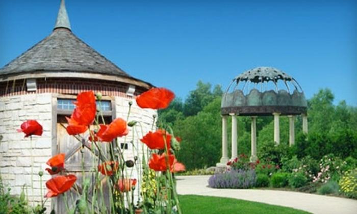 Green Bay Botanical Garden - Green Bay: $20 for Basic Annual Membership to Green Bay Botanical Garden ($40 Value)