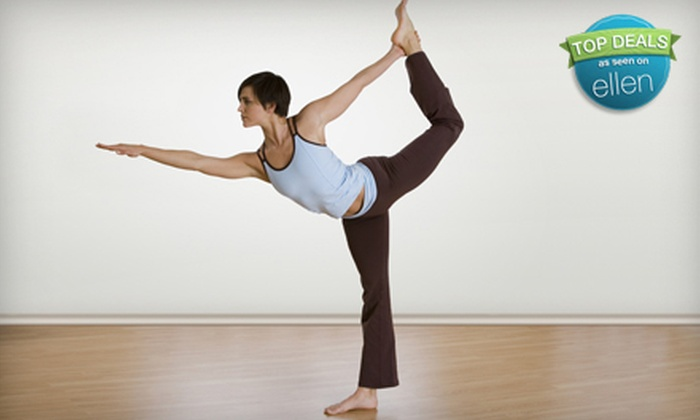 The Yoga Tree - Haverhill: 10 or 15 Class Vinyasa Yoga Pass at The Yoga Tree in Haverhill (Up to 70% Off)