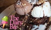 The Dairy Bar  - Windsor: $4 for $8 Worth of Ice Cream, Sundaes, Burgers, and More at The Dairy Bar in Windsor