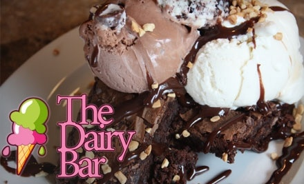 $8 Groupon to The Dairy Bar - The Dairy Bar  in Windsor