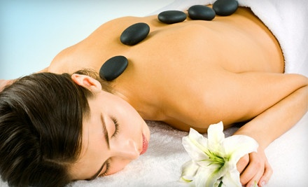 One 60-Minute Hot-Stone Massage (a $95 value) - Lifetab Health in San Diego