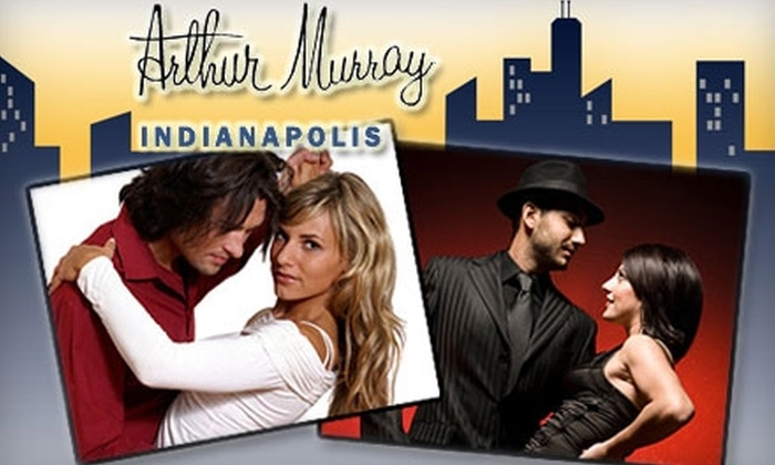 Arthur Murray Dance Studio - Multiple Locations: $25 for Two Private Dance Lessons and One Group Class at Arthur Murray Dance Studio ($130 Value)