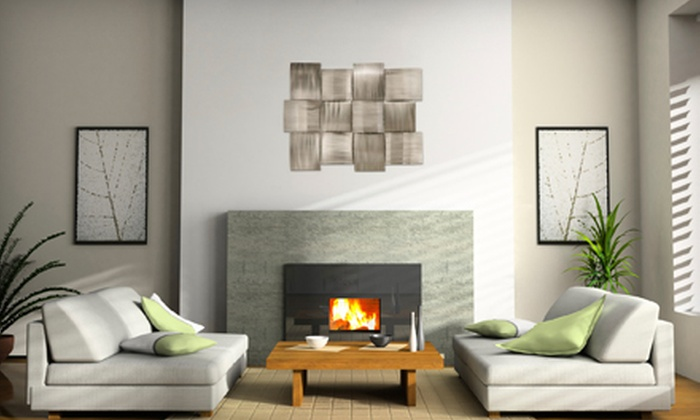 Alloy Art - Mount Pearl: $99 for $200 Worth of Metal Artwork from Alloy Art at Atlantic Fireplaces