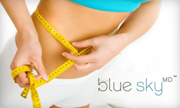 Blue Sky MD - Twin Brook Community Club: $99 for Four Weeks of Medically Supervised Weight Loss and Four Shots of Vitamin B6/B12 at Blue Sky MD ($359 Value)