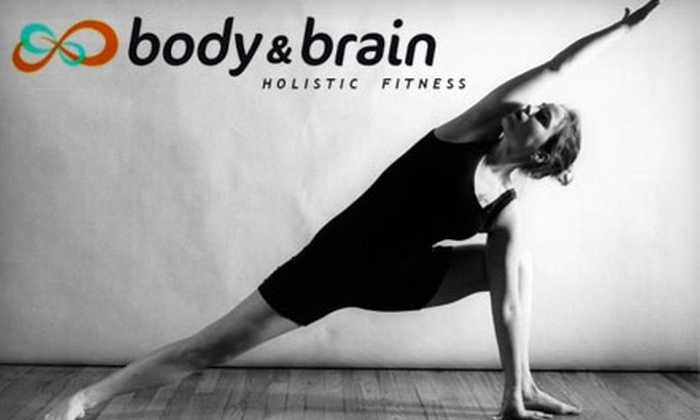 Body & Brain Yoga & Healing - Multiple Locations: $20 for a Three-Class Pass ($57 Value) to Body & Brain Yoga & Healing