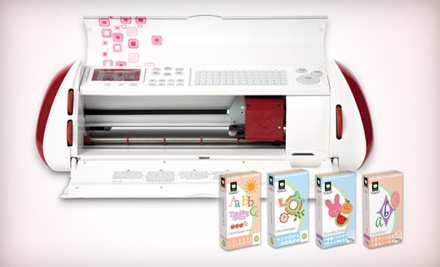 $179 for a Cricut Expression Die-Cutter Package from Provo Craft ($379.99 Value)