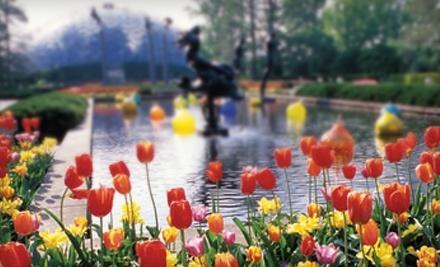 Missouri Botanical Garden, Shaw Nature Reserve & Butterfly House - Missouri Botanical Garden, Shaw Nature Reserve & Butterfly House in St. Louis