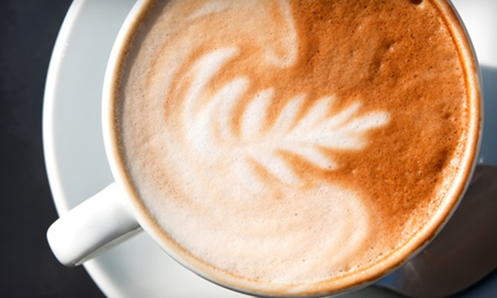 Flavour2Go - Albany / Capital Region: $5 for $10 Worth of Coffee and Café Drinks at Flavour2Go in Rensselaer