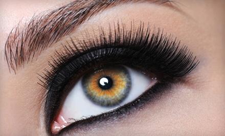 Full Set of NovaLash Eyelash Extensions (a $200 value)  - Pretty Lashes in Southampton