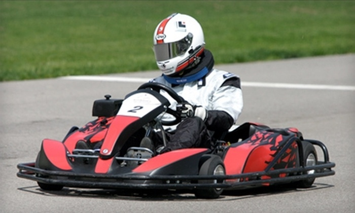 Motorsports Country Club of Cincinnati - Batavia: $39 for Two Kart-Racing Passes to Motorsports Country Club of Cincinnati in Batavia ($85 Value)