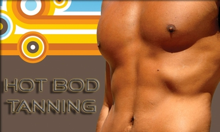 Hot Bod Tanning - St Louis: $15 for Airbrush Tan at Hot Bod Tanning ($50 Value)