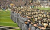 Army Black Knights - West Point: One Ticket to Army Football Game at West Point. Two Games Available.