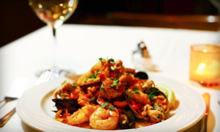 Dulces Bistro & Wine - Stevens: $50 Worth of Latin- & European-Inspired Fare