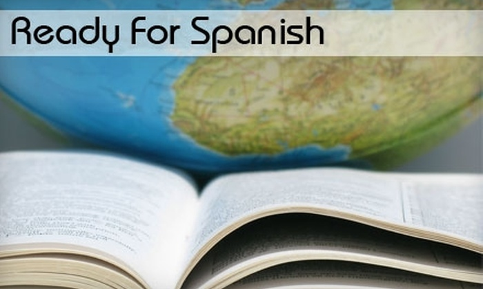 Ready for Spanish - Osage/North Fisk: $120 for Spring-Semester Children's Spanish Class at Ready for Spanish
