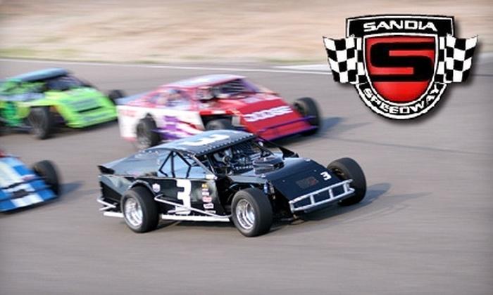 Sandia Speedway - Bernalillo West: Membership to Sandia Speedway Drivers Club. Three Options Available.