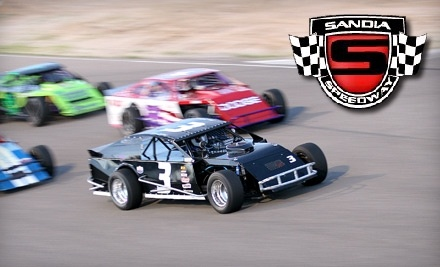Sandia Speedway: One-Month Titanium-Level Membership and Two Hours of Track Time Plus Annual Membership Dues - Sandia Speedway in Albuquerque