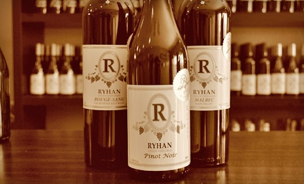 Ryhan Winery - Ryhan Winery in Livermore