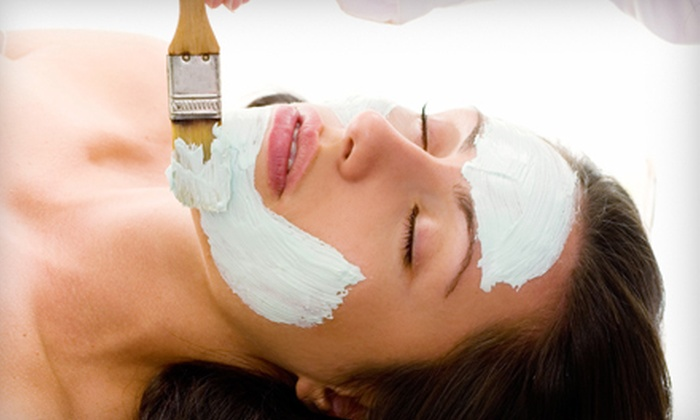 Skin Chic Spa - Skin Chic': One or Three Custom Facials at Skin Chic Spa in Aurora (Up to 56% Off)