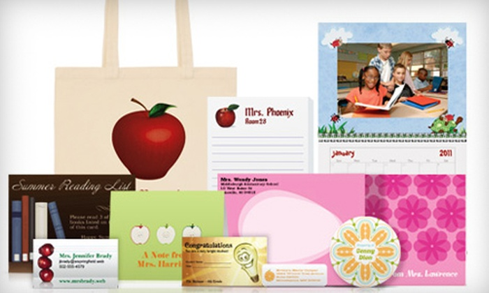 Vistaprint: $17 for $70 Worth of Personalized Printing Online from Vistaprint