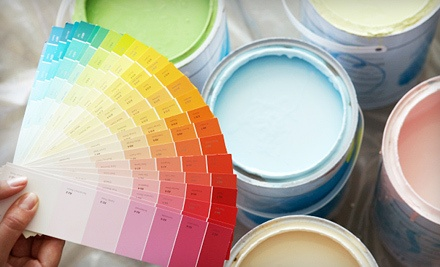 Interior-Painting Services for 1 Room Including Premium Paint with Warranty (a $275 value) - Fine Finishings in Elkhart