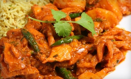 $26 Groupon to Little India Restaurant - Little India Restaurant in Redwood City