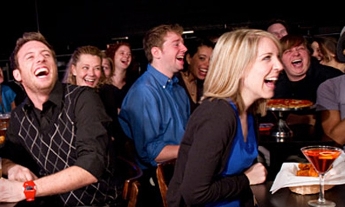 The Second City Training Center - Near North Side: $12 for House Ensemble Improv Comedy Show for Two at The Second City Training Center (Up to $24 Value)