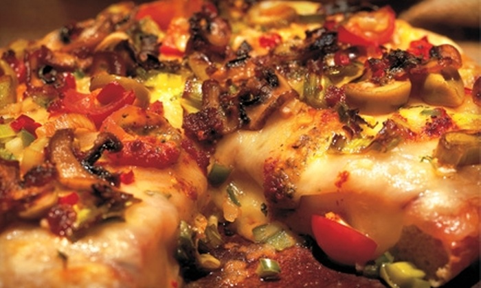 Chicago Street Pizza - Buckner Place: $10 for $20 Worth of Casual Italian Cuisine at Chicago Street Pizza in McKinney