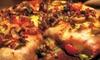 $10 for Italian Fare at Chicago Street Pizza in McKinney