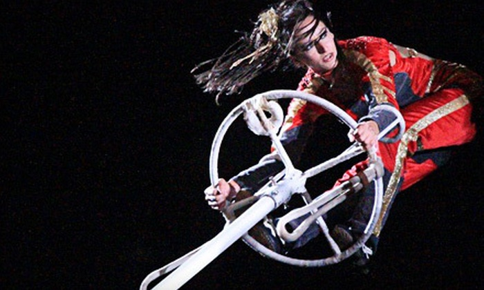 Windy City Circus - Near North Side: $20 for One Ticket to Windy City Circus at Navy Pier ($40 Value). Seven Shows Available.