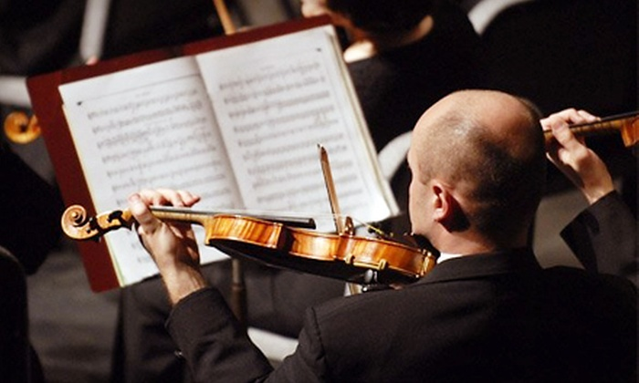 The John F. Kennedy Center for the Performing Arts - The John F. Kennedy Center for the Performing Arts: $75 for Three National Symphony Orchestra Concerts at The John F. Kennedy Center for the Performing Arts ($177 Value)