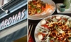 Carolina Yacht Club - Downtown: $10 for $20 Worth of Thai, Chinese, and American Eats at Aromas
