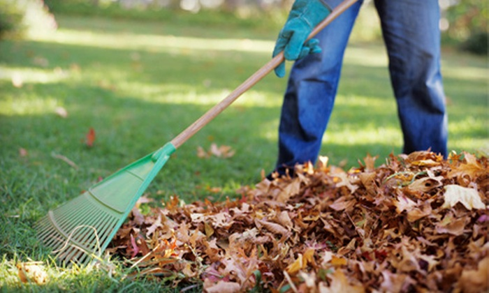Gordon Landscaping - Crescent Hill: $99 for a Fall-Landscaping-Cleanup Package from Gordon Landscaping ($250 Value)